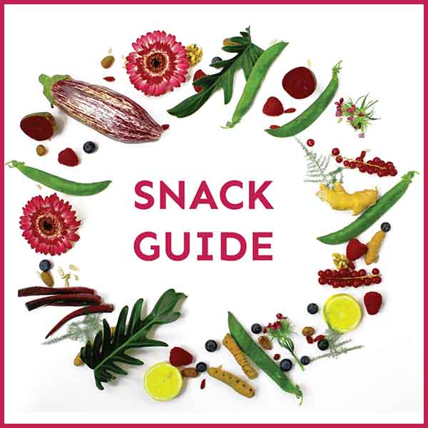 Snack guide - Anna's Nutrition