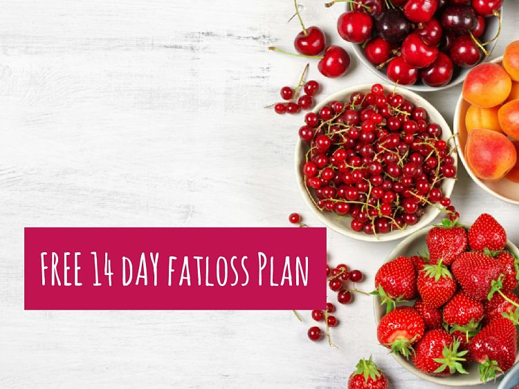 free 14 day fatloss plan - Anna's Nutrition