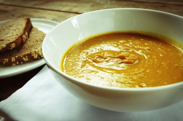 pumpkin soup - Anna's Nutrition Healthy Winter Recipes